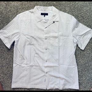 rag & bone Standard Issue short sleeve shirt